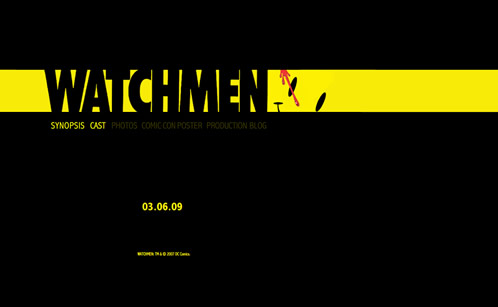 Web de Watchmen